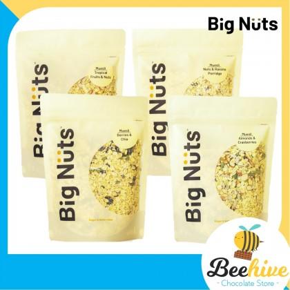 Big Nuts Almond Cranberries Muesli 500g