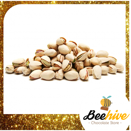Beehive Healthy Snack Roasted & Salted Pistachios 120g - 180g