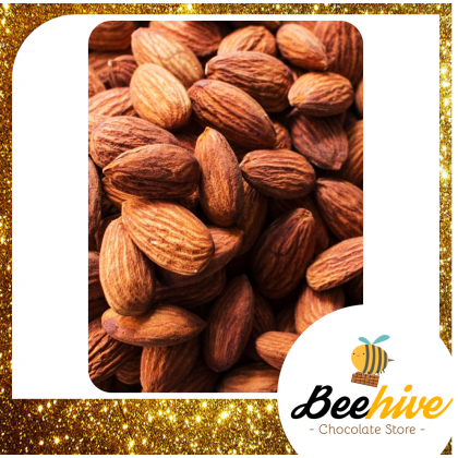 Beehive Healthy Snacks Roasted Almonds 150g - 200g
