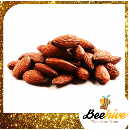 Big Nuts Roasted Almonds Unsalted 130g