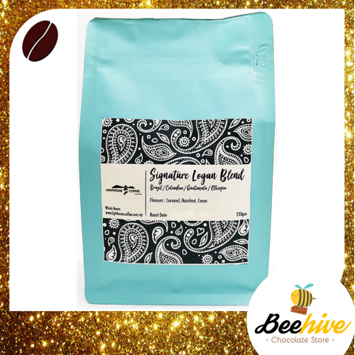 Lighthouse Signature Logan Blend Coffee Beans 250g